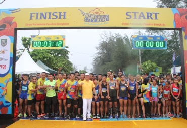 Bengkulu City Run 2018