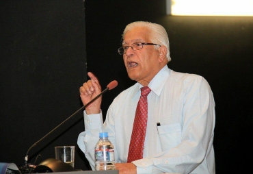 Baseo Panday former Prime Minister of Trinidad and Tobago